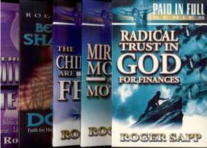 Dr. Sapp's 5 Most Popular Books Set