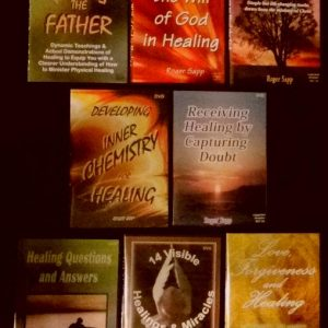 8 Healing DVDs: Discounted Set