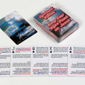 Spiritual Focus Meditation Cards