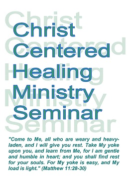 Christ Centered Healing Seminar – 4 Audios & Notebook
