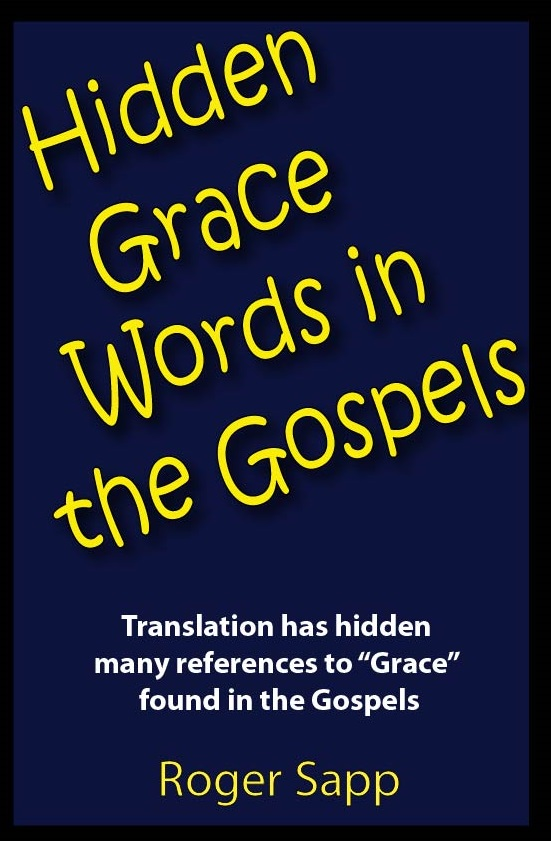 Hidden Grace Words in the Gospels