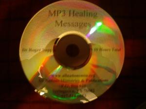 MP3 Healing CD