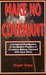 Make No Covenant: Booklet