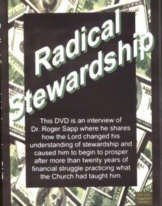 Radical Stewardship: DVD