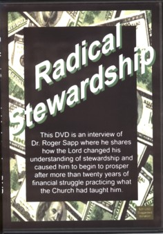 Radical Stewardship: DVD