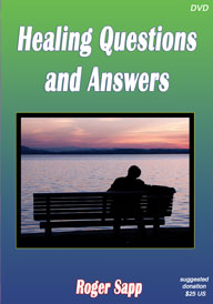 Healing Question and Answers: DVD