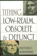 Tithing: Low-Realm, Obsolete, and Defunct: Book