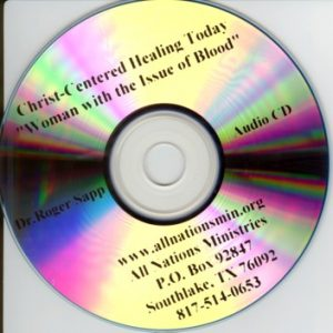Woman with the Issue of Blood: Audio CD