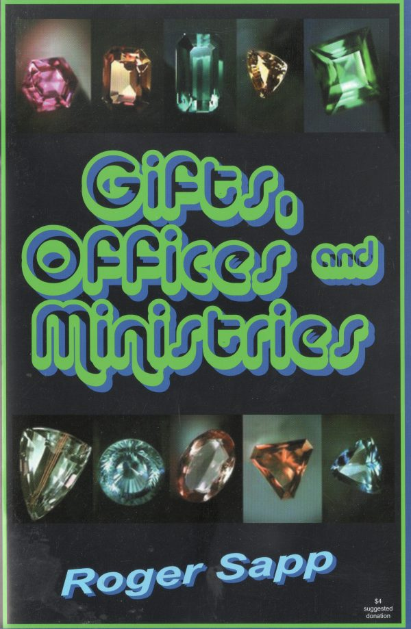 Gifts, Offices and Ministries ebook